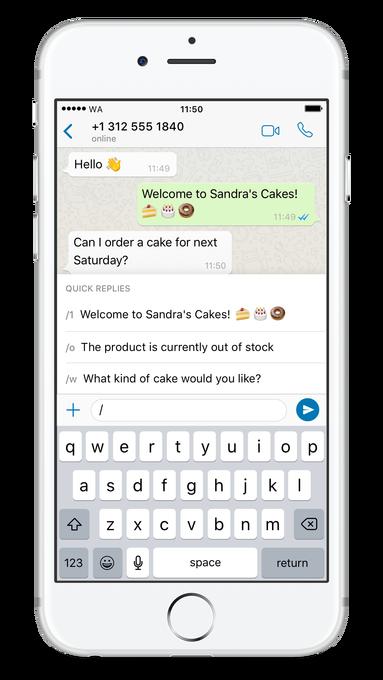 whatsapp business iphone 2 ChatGuru